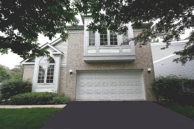 Buffalo Grove Single Family Home For Sale: 101 Manchester Drive