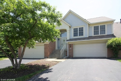 Warrenville Condo/Townhouse For Sale: 30w073 Willow Lane