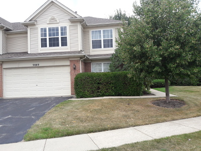Huntley Condo/Townhouse For Sale: 9889 Wakefield Lane