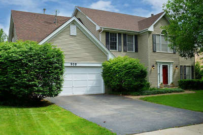 Cary Single Family Home New: 910 Pearson Road