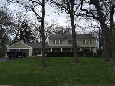 Hinsdale Single Family Home New: 427 Birchwood Road