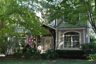 Wheaton Single Family Home For Sale: 1112 Golf Lane