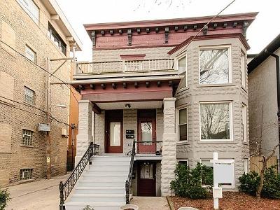 Multi Family Home For Sale: 4745 North Artesian Avenue