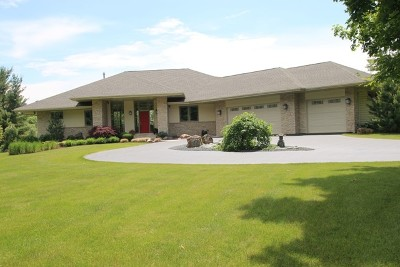 Rockford Single Family Home Price Change: 271 Spring Brook Road
