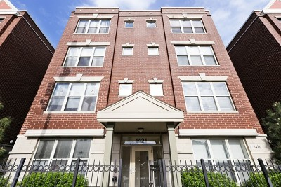 Condo/Townhouse For Sale: 1421 North Halsted Street #2S
