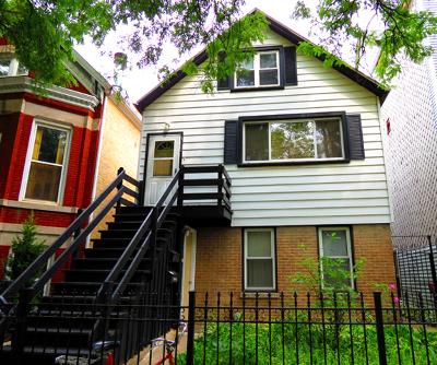 Multi Family Home Price Change: 3123 North Kenmore Avenue