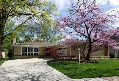Western Springs Single Family Home Price Change: 5135 Howard Avenue