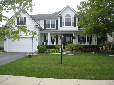 Elburn Single Family Home For Sale: 635 Independence Avenue
