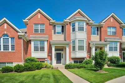 Orland Park Condo/Townhouse For Sale: 10595 154th Place