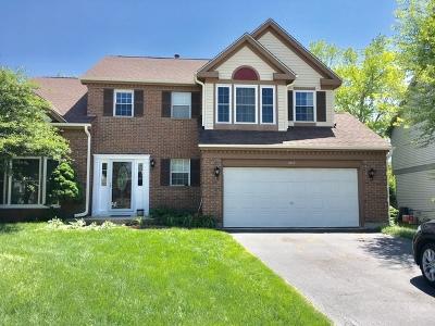Aurora Single Family Home For Sale: 3615 Fairfax Court