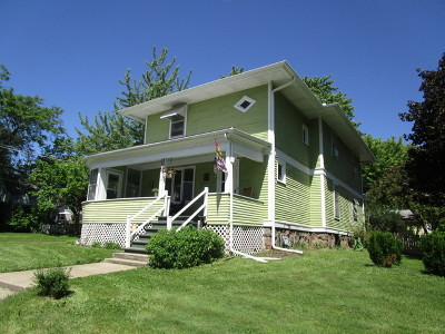 Harvard Single Family Home For Sale: 707 North Division Street