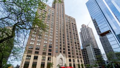 Chicago Condo/Townhouse For Sale: 680 North Lake Shore Drive #622