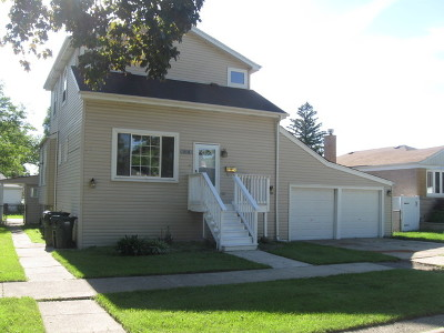 Bellwood Single Family Home New: 316 49th Avenue