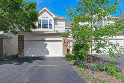 Hoffman Estates Condo/Townhouse New: 2184 Seaver Lane