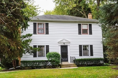 Highland Park Single Family Home For Sale: 1870 Park Avenue West