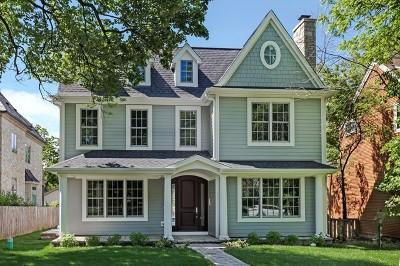 Winnetka Single Family Home For Sale: 1066 Spruce Street