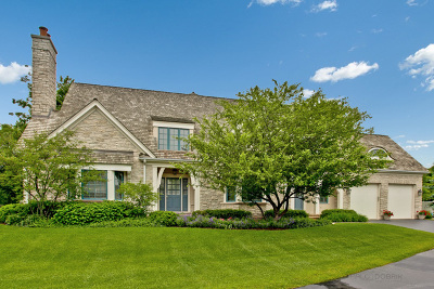 Lake Forest Condo/Townhouse For Sale: 578 Greenway Drive