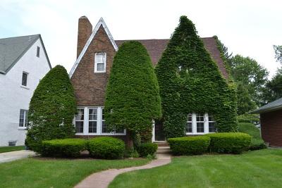 Glen Ellyn Single Family Home New: 231 North Park Boulevard