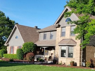 Homer Glen Single Family Home For Sale: 13805 South Burning Bush Court