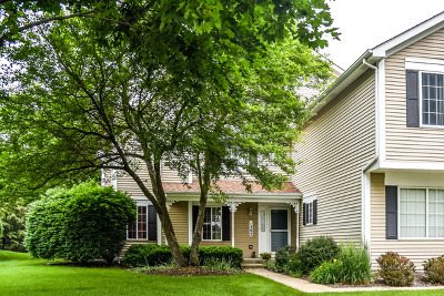 South Elgin Condo/Townhouse New: 1282 Sandhurst Lane