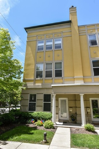 Forest Park Condo/Townhouse New: 7541 Brown Avenue #A