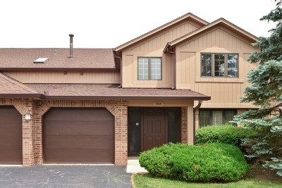 Palos Heights, Palos Hills Condo/Townhouse For Sale: 7854 West Oak Hills Court #2DR