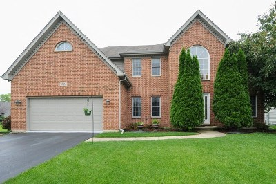 Naperville Single Family Home For Sale: 3724 Grassmere Road