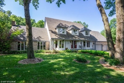 New Lenox Single Family Home Re-Activated: 2316 Riivendell Drive