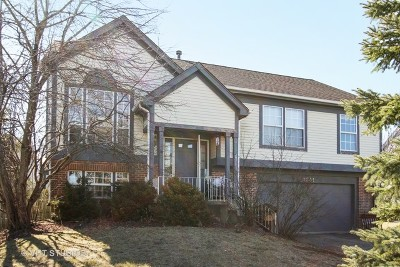 Crystal Lake Single Family Home Contingent: 1531 Stockton Lane