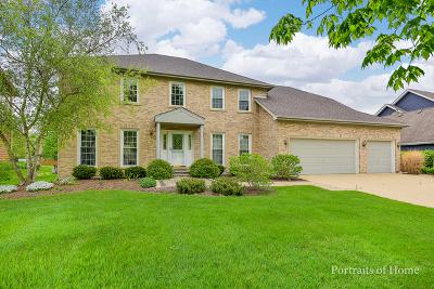 Ashbury Single Family Home For Sale: 3204 Bennett Drive