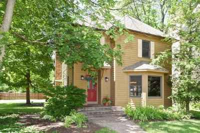 Glen Ellyn Single Family Home Price Change: 200 Lorraine Road