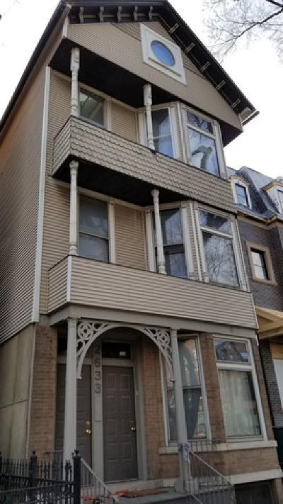 Multi Family Home For Sale: 2633 North Mildred Avenue