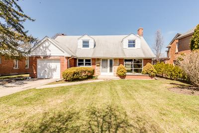 Wilmette Single Family Home New: 3848 Lake Avenue