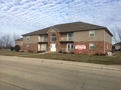 Bourbonnais Multi Family Home For Sale: 1550 Newtowne Drive