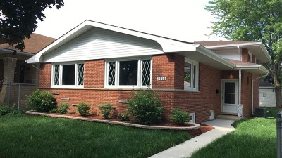 Melrose Park Single Family Home New: 1012 North 17th Avenue