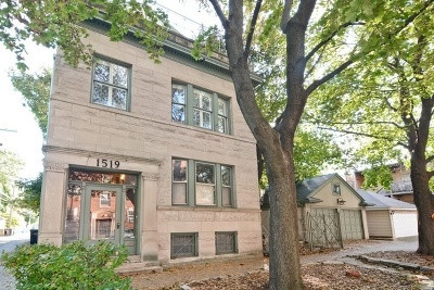 Multi Family Home For Sale: 1519 West Berteau Avenue