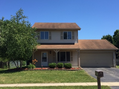 Aurora Single Family Home For Sale: 2809 Diane Drive