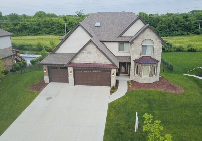 Frankfort Single Family Home For Sale: 21498 English Circle