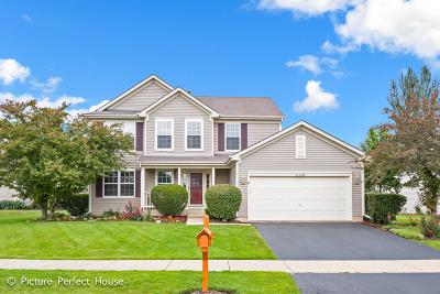 Aurora Single Family Home For Sale: 1010 Meadowridge Drive