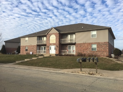 Bourbonnais Multi Family Home For Sale: 797 Double Jack Street