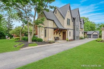 Glen Ellyn Single Family Home New: 305 Van Damin Avenue