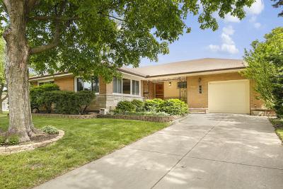 Berkeley Single Family Home New: 5838 Bohlander Avenue