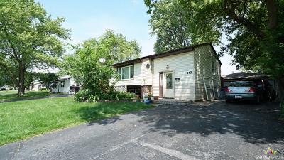 Carpentersville Single Family Home New: 147 Pecos Circle