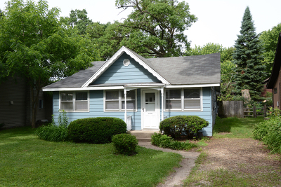 Island Lake Single Family Home For Sale: 27640 Walnut Street