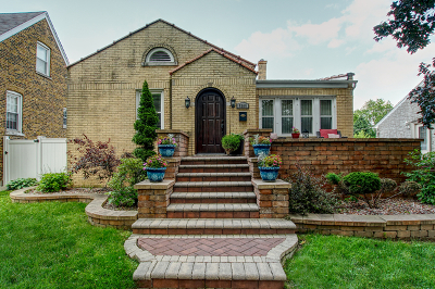 Oak Lawn  Single Family Home Re-Activated: 9309 South 54th Avenue