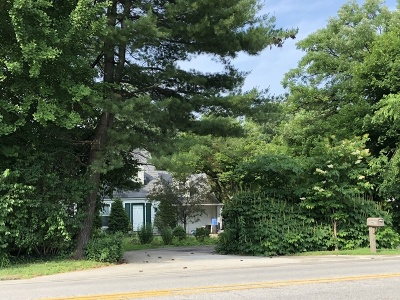 Residential Lots & Land Contingent: 28w650 Batavia Road