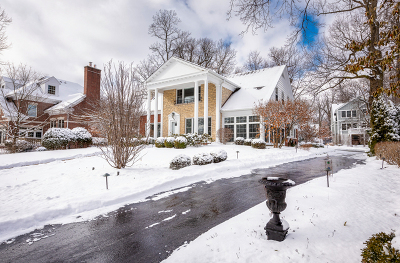 Glen Ellyn Single Family Home For Sale: 660 Lenox Road