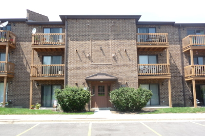 Lisle Condo/Townhouse For Sale: 2254 Abbeywood Drive #B
