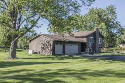 West Chicago Single Family Home For Sale: 29w310 Smith Road