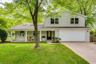 Naperville Single Family Home New: 1612 Aztec Circle